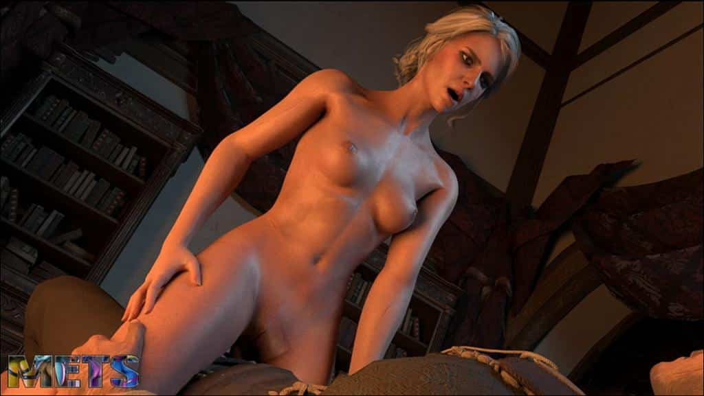 witcher Ciri Sex Ride 720P