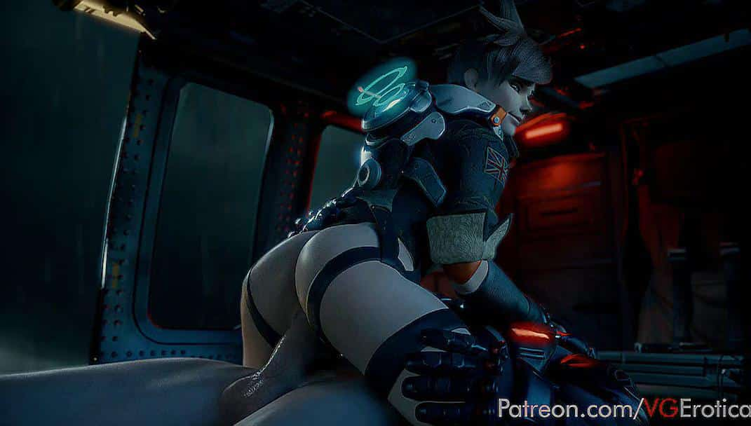 Tracer Ride Perpective Back – rule 34 video