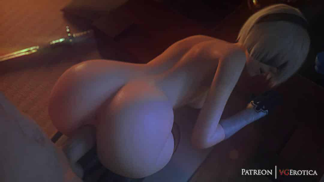 2B Doggy Nude – rule 34 paheal