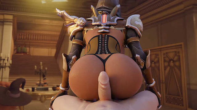 Sombra demon hunter buttjob – rule34xx