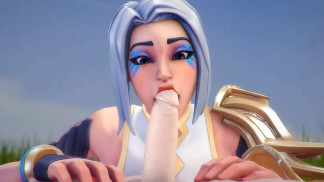 Ark Blowjob – Fortnite porn