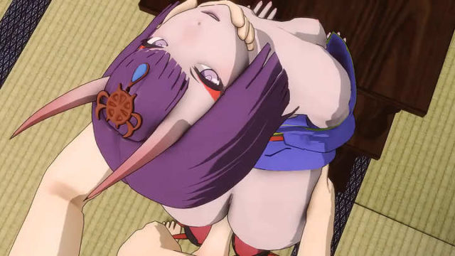 Shuten for ass doggystyle – hentai